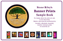 Banner Prints Sample Book Image