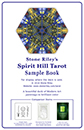 Spirit Hill Tarot Sample Book Image